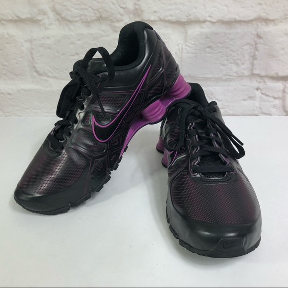 separation shoes efab6 2e353 Women s Black Nike Shox Turbo XII. M 5b6e2b878158b5d4f650ba46